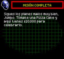 Misión cumplida GTA 2 GBC