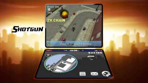 Chinatown Wars» Rampage Gameplay