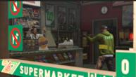 GTA V Robando tiendas
