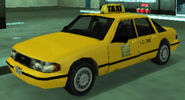 Taxi LCS