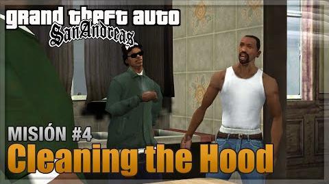 GTA San Andreas - Misión 4 - Cleaning the Hood (Español - 1080p 60fps)