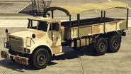 Barracks con lona corta-GTAO