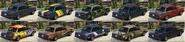 Nebula Turbo Pinturas GTA Online Atrás