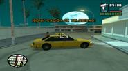 Taxista San Andreas