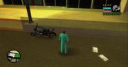 Streetfighter en Brodie's Hotel