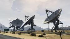 Grand Senora Desert Antenas Parabólicas