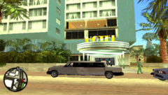 Hotel OceanBeach VCS
