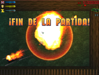 Fin de la partida GTA 2