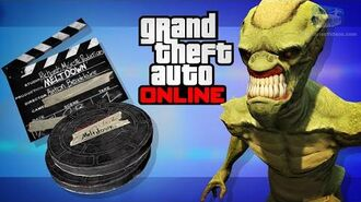 GTA Online - All 10 Movie Props Locations -How to unlock Alien Outfit-