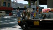 Taxi beta IV