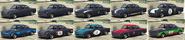 Clique pinturas GTA Online