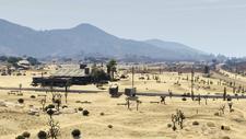 Grand Senora Desert Aeródromo