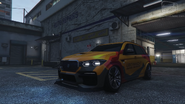 Rebla GTS modificada GTA Online