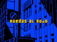 Ruedas al rojo GTA Advance