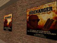 Disharger