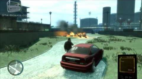 GTA IV High-End Assassination Mission - R.U.B