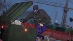 GTA Online Asalto al alba I