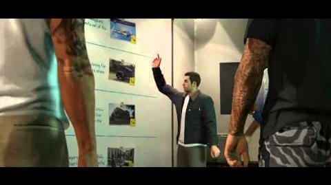 GTA V online atracos a bancos tráiler oficial