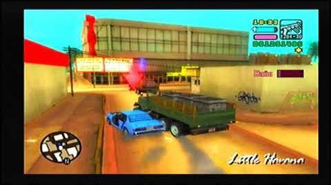 GTA VCS PS2 MISIÓN 29 SUBIENDO COMO LA ESPUMA