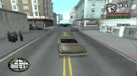 GTA San Andreas - Misión 46 Jizzy - HQ