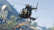 Buzzard de ataque RGSC 2019 GTA V