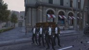 GTA 5 Coffin Dance Solo