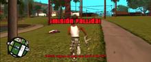 Misión fallida SA R