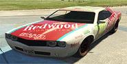 Gauntlet-GTAV-Sin usar southern san andreas super autos
