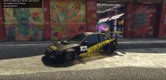 Sultan RS modificado
