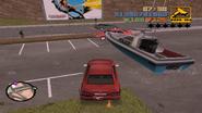 Predator GTAIII Atrás