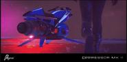 Oppressor MkII anuncio