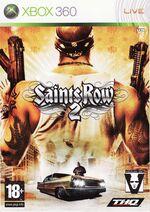 Saints Row 2 Cover