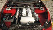 Sultan RS GTAV Motor Turbos gemelos