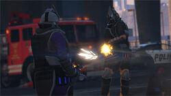 Modo Adversario -Titan III imagen de la sala