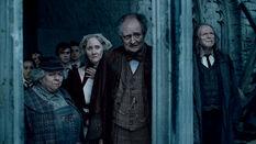 P7 Los profesores ante la presencia de Voldemort