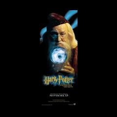 Póster de Dumbledore
