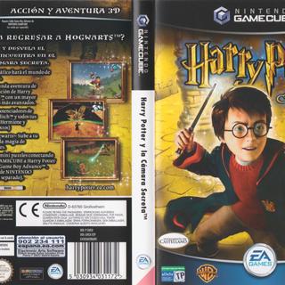 Carátula de la versión de GameCube.