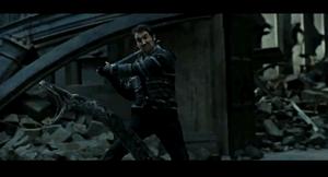 Neville y Nagini