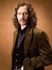P5 Sirius Black poster