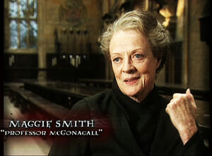 Maggie Smith HP interview 01