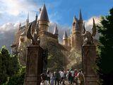 Parque Temático del Mundo de Harry Potter