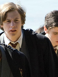 Remus Lupin joven