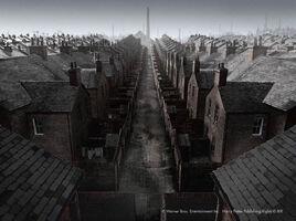 Calle hilandera