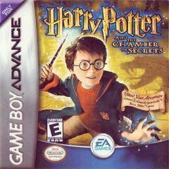 Carátula de la versión de Game Boy Advance.