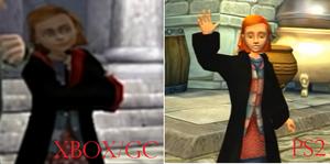 V2 Error 2 túnica de Ginny