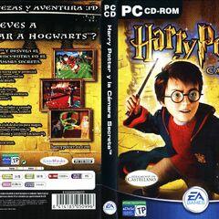 Carátula de la versión de PC y Mac.