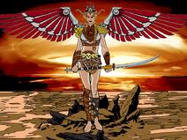 Flamewing Warrior