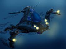 Stormapod rider pod