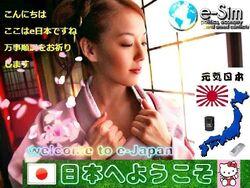 E-Japan poster