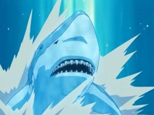 Elemento Agua Jutsu de Misil Tiburón